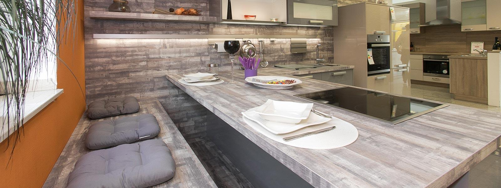 KüchenOase Hallen aus Duisburg