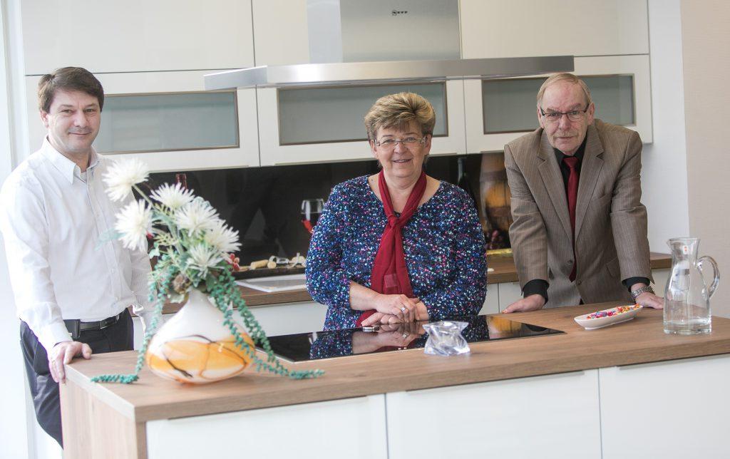 Das Team von KüchenOase Hallen