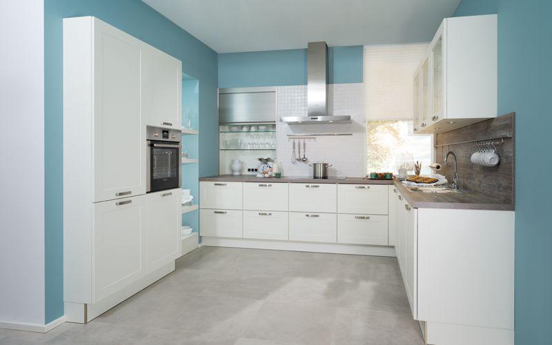 Klasissche Küchen bei der KüchenOase Hallen