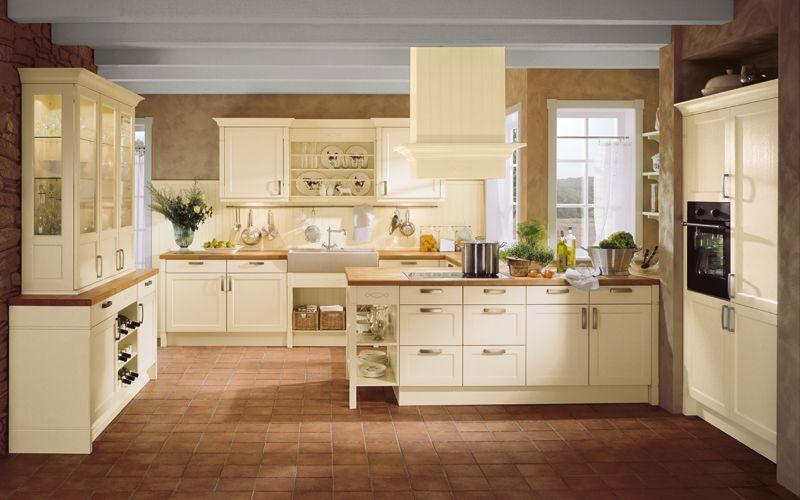 Klassische Küchen bei der KüchenOase Hallen